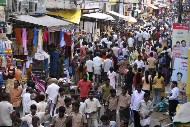 India looks set to overtake China as the worlds most populous country from 2028 photo