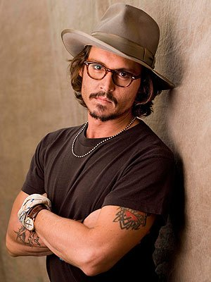 Johnny Depp, who celebrates his 50th birthday today, was hailed as the world's sexiest man, but he still has not achieved the stable home life he longed for