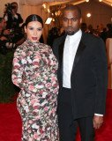 Kanye West stayed by Kim Kardashian's side through the ordeal and refused to leave her side even as she went into full labour and had a natural birth