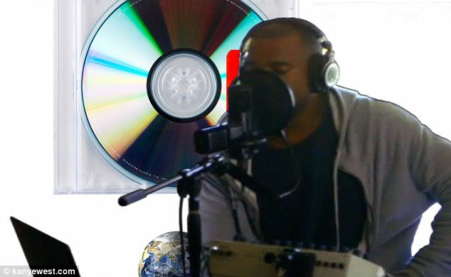 Kanye West's sixth studio album Yeezus has made its way onto the internet just days before its official release on June 18