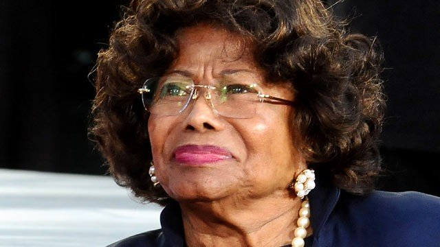 Katherine Jackson is accused of extortion by AEG Lives Randy Phillips photo