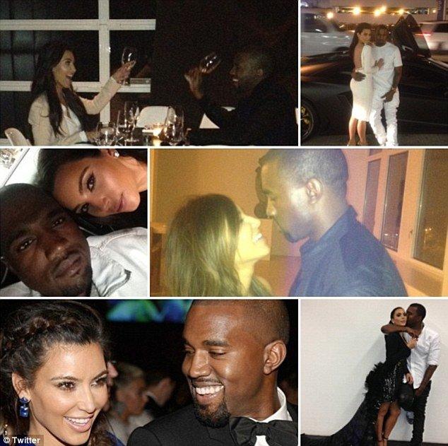 Kim Kardashian tweeted a very special birthday message to Kanye West