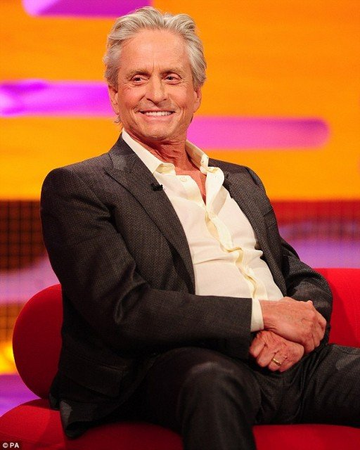 Michael Douglas has claimed that his throat cancer was caused by human papilloma virus