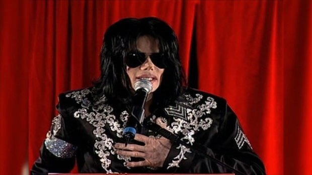 Michael Jackson died in 2009 following an overdose of a powerful anaesthetic administered by Dr. Conrad Murray photo