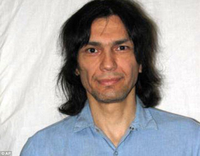 Night Stalker Richard Ramirez also had Hepatitis C and symptoms of chronic drug use when he died of cancer photo