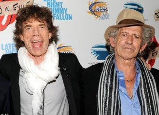 Not only their music has been making millions for 50 years, now the hair of Rolling Stones pair Mick Jagger and Keith Richards is also worth a fortune
