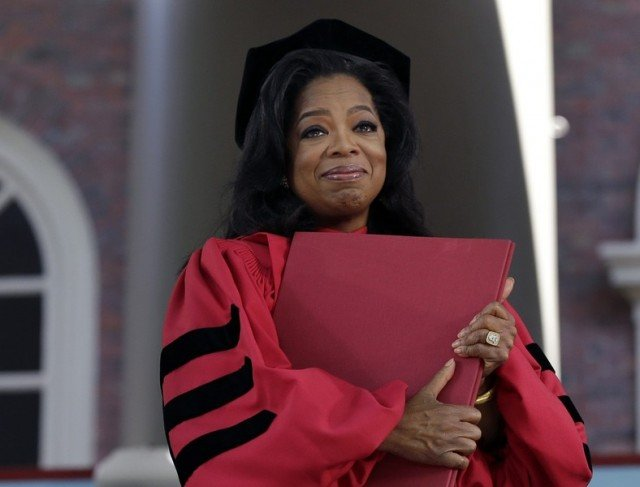 Oprah Winfrey is back in her throne on top of Forbes list of the worlds most powerful celebrities 640x487 photo