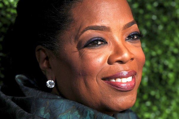 Oprah Winfrey is back on top of Forbes' list of the world's most powerful celebrities