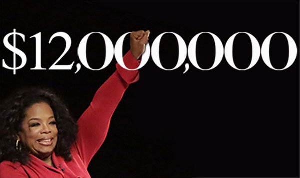 Oprah Winfrey is donating 12 million to the National Museum of African American History and Culture in Washington DC  photo