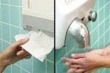 Paper towels are more hygienic than hand driers