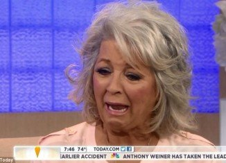Paula Deen appeared on the Today show this morning in a last-ditch attempt to save her career in the wake of her racism scandal