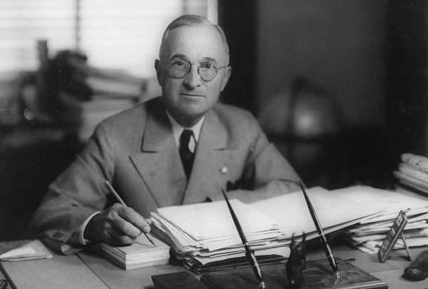 Image result for Harry Truman and national security team