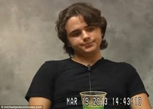 Prince Jackson recalled the moment Dr. Conrad Murray informed him of his fathers death photo