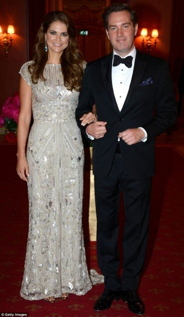 Princess Madeleine of Sweden is set to marry US-British businessman Christopher O'Neill in a ceremony in Stockholm on Saturday