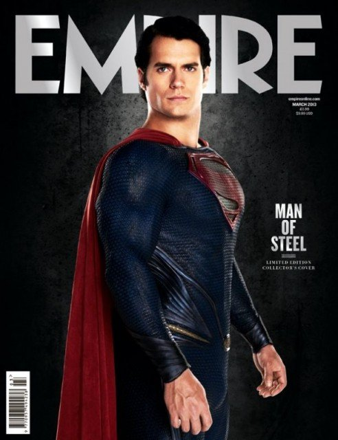 Reviews of the new film Man of Steel have been largely favorable with some reservations 492x640 photo
