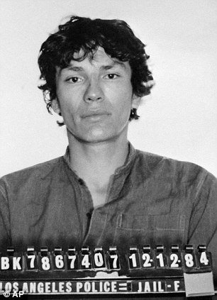 "Richard Ramirez's skin color turned ""a shocking shade of green"" before his death from liver failure photo"