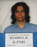Richard Ramirez was on death row in San Quentin prison after being convicted in 1989 of 13 murders