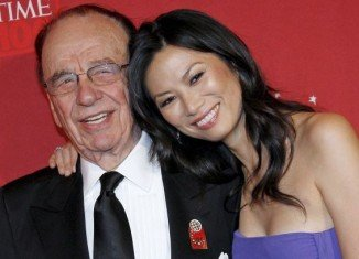 Rupert Murdoch and Wendi Deng married on June 25, 1999, just 17 days after his divorce from Anna Maria Torv