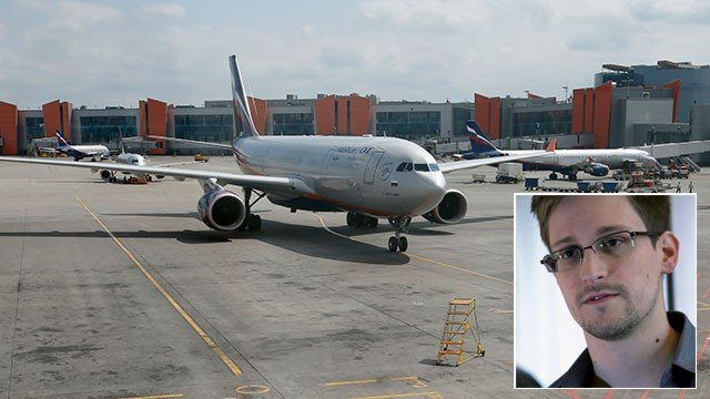 Russian President Vladimir Putin has confirmed that Edward Snowden is still in the transit area at Moscow airport