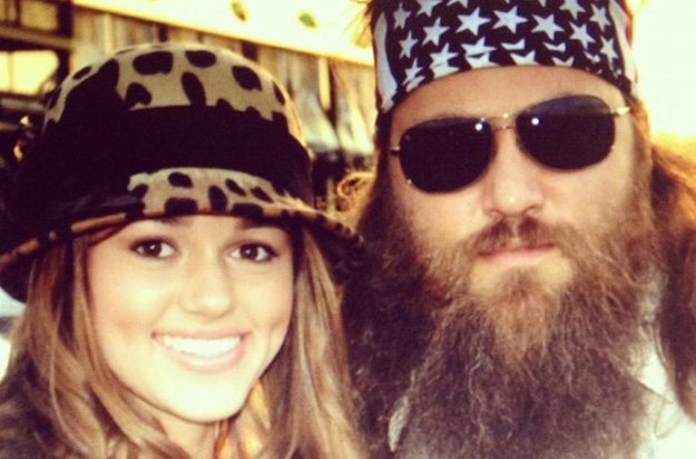 Sadie Robertson is the daughter of Duck Commander CEO Willie Robertson and his wife Korie