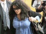 Salma Hayek gained 50 lbs before giving birth to her daughter Valentina in 2007