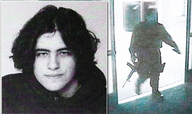 Santa Monica college gunman John Zawahri went on shooting rampage killing four because he was angry at parents divorce photo
