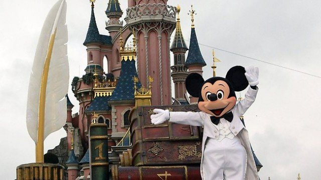 Saudi Prince Fahd al-Saud has spent some $20 million during a private visit to the Disneyland resort near Paris