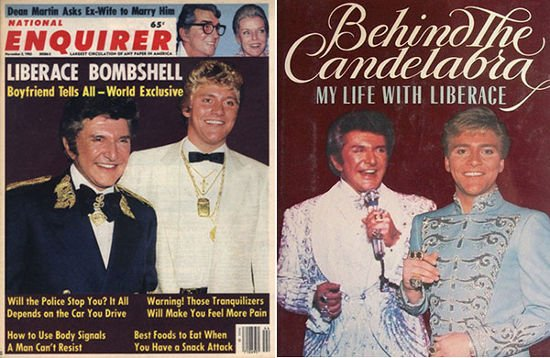 Scott Thorson revealed his life as the toyboy lover of flamboyant pianist Liberace