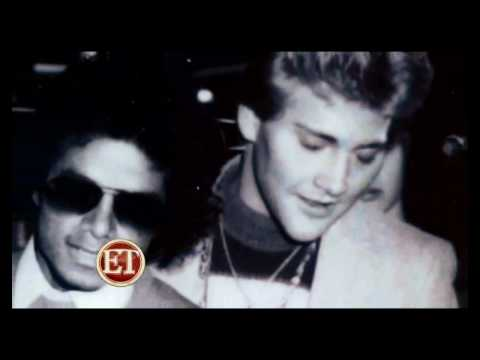 Scott Thorson, who was Liberace's one time toy-boy companion, claims he was the lover of late superstar Michael Jackson