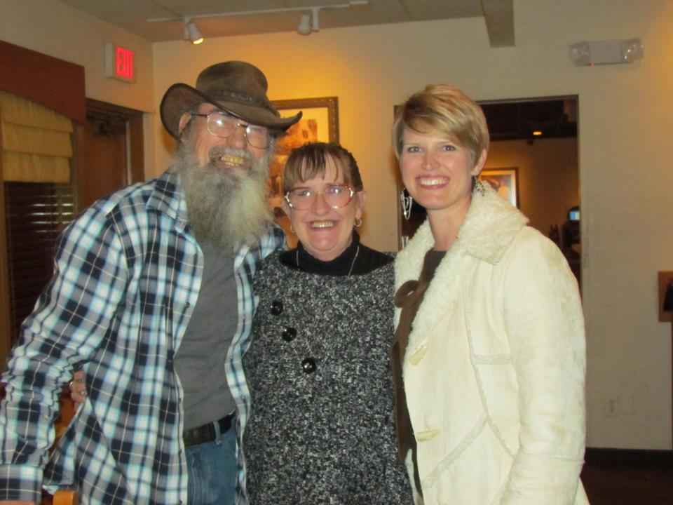 Si-Robertson-his-wife-Christine-and-their-daughter-Trasa-Cobern.jpg
