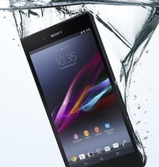 Sony has launched Xperia Z Ultra waterproof Android smartphone with a 6.4 in screen