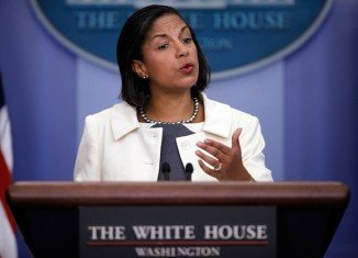 Susan Rice is to become President Barack Obama's national security adviser