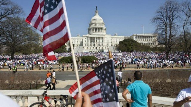 The US Senate has passed a broad immigration reform bill that includes a path to citizenship for an estimated 11 million undocumented immigrants.