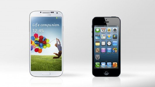 A study finds that Apple's iPhone 5 is the most hated handset, while the majority of people love the Samsung Galaxy S4