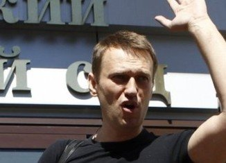 Alexei Navalny has been freed from jail pending an appeal, a day after being sentenced to five years for embezzlement