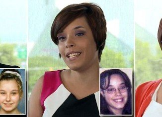 Amanda Berry, Gina DeJesus and Michelle Knight appear healthy and happy as they recover from a decade in sickening captivity