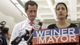 Anthony Weiner has admitted sending messages to a woman, two years after he left Congress over a similar affair