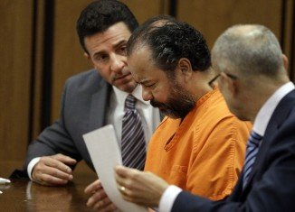 At the end of a pre-trial hearing, Ariel Castro asked to see daughter Jocelyn he had with kidnapping victim Amanda Berry