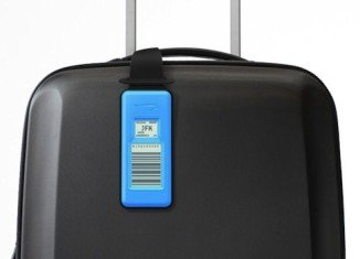 BA is testing reusable luggage tags made from electronic paper