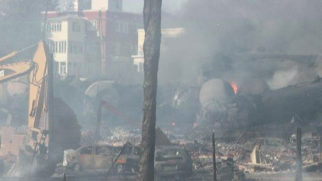Canadian authorities have launched a criminal inquiry into the Lac Megantic train derailment