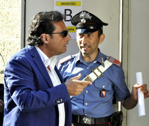 Captain Francesco Schettino faces charges of multiple manslaughter and abandoning he Costa Concordia cruise ship photo