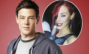 "Cory Monteith's ex-girlfriend Mallory Matoush says the Glee star was ""just a happy guy"" and that she saw no sign of the addiction that would ultimately claim his life"