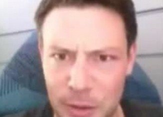 Cory Monteith's final video shows the actor warning his young fans to stay out of trouble