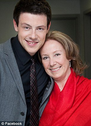 Cory Monteith's mother Ann McGregor first noticed his habits when money and things around the house had gone missing photo