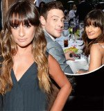 Cory Monteith and his girlfriend Lea Michele were planning to move together before his death