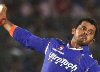 Cricketer S Sreesanth has been charged over a spot-fixing scandal that has rocked the IPL
