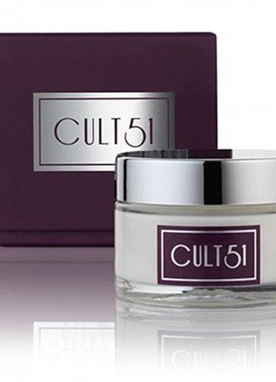 Cult 51 is an anti-ageing cream which claims to have the most expensive ingredients ever