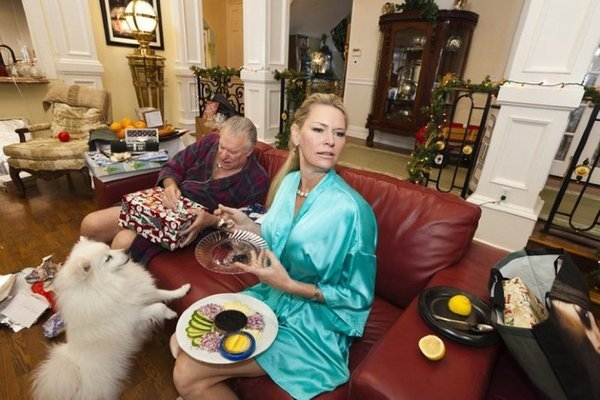 David and Jackie Siegel photo