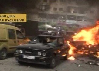 Dozens of people have been injured after a car bomb exploded in a stronghold of Lebanon's Shia militant group Hezbollah in Beirut