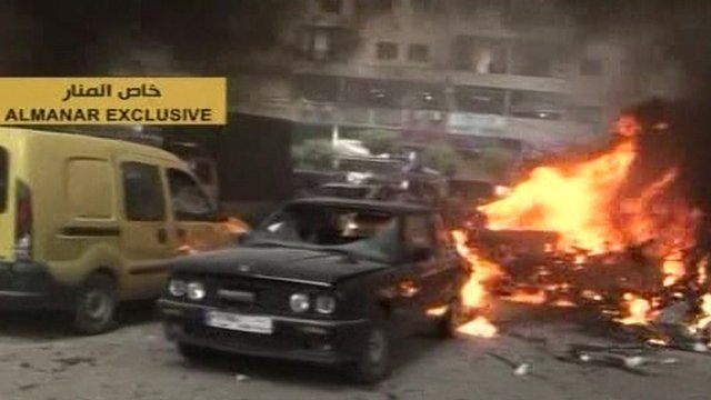 Dozens of people have been injured after a car bomb exploded in a stronghold of Lebanons Shia militant group Hezbollah in Beirut photo